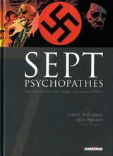 Couverture Sept Psychopathes