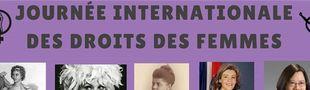 Cover Filmographie autour de l'exposition de la Journée des Droits des Femmes (08/03/2017)