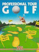 Jaquette Professional Tour Golf