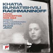 Pochette Piano Concertos nos. 2 & 3