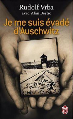 Couverture Je me suis évadé d'Auschwitz