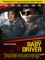 Affiche Baby Driver