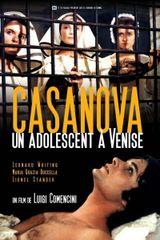 Affiche Casanova, un adolescent à Venise