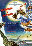 Affiche La nounou et les pirates