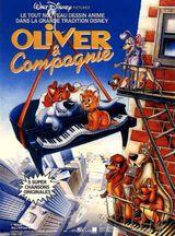 Affiche Oliver et Compagnie