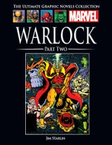 Couverture Warlock : Deuxième Partie
