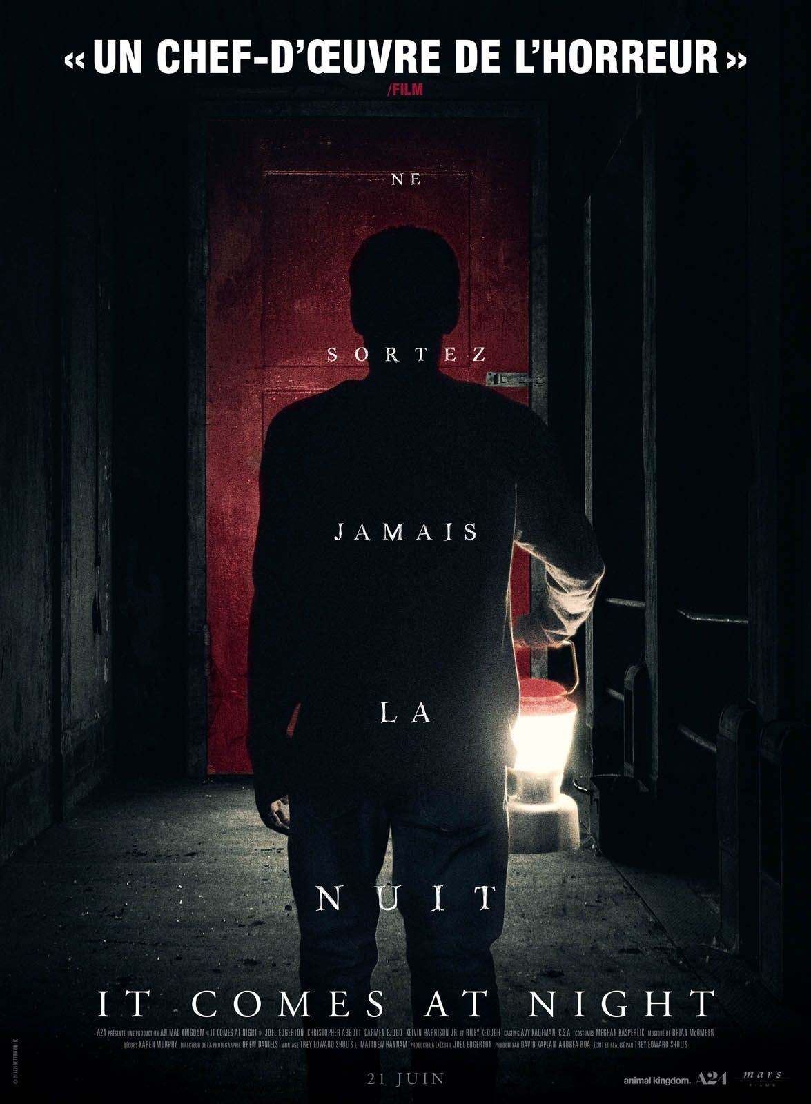 Film It Comes At Night