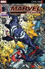 Couverture Amis et Ennemis - Marvel Universe (Marvel France 4e série), tome 8