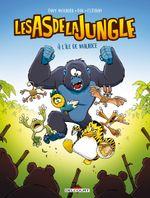 Couverture Les As de la jungle : À l'île de Maurice