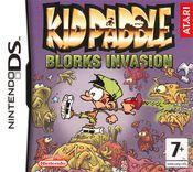 Jaquette Kid Paddle : Blorks Invasion
