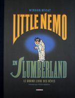 Couverture Le Grand Livre des rêves - Little Nemo in Slumberland, tome 1