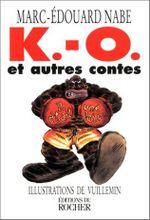 Couverture K.-O. et autres contes