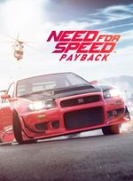 Jaquette Need For Speed : Payback