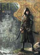 Couverture Le Sang noir des Sylvains - Elfes, tome 17