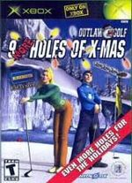 Jaquette Outlaw Golf : 9 More Holes of X-Mas