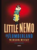 Couverture Le Second livre des rêves - Little Nemo in Slumberland, tome 2