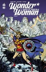 Couverture Wonder Woman - Dieux et Mortels, tome 2