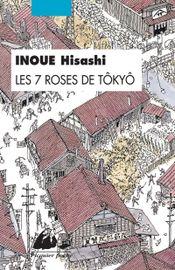 Couverture Les 7 roses de Tokyo