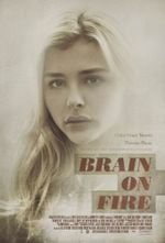 Affiche Brain on fire