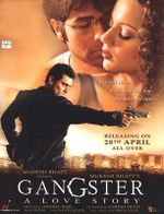 Affiche Gangster : a love story