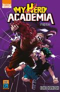 Couverture My Hero Academia, tome 9
