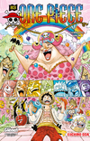 Couverture Charlotte Linlin - One Piece, tome 83