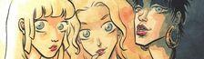 Cover Lectures comics -  sorties françaises 2017