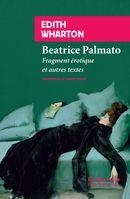 Couverture Béatrice Palmato, fragment érotique