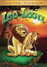 Affiche Léo le lion, roi de la jungle