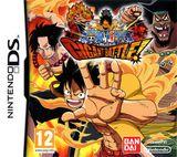 Jaquette One Piece Gigant Battle