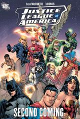 Couverture Justice League of America, Vol.5: The Second Coming