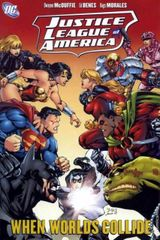 Couverture Justice League of America, Vol.6: When Worlds Collide