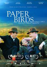 Affiche Pájaros de papel