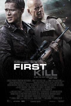 Affiche First Kill