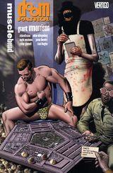 Couverture Doom Patrol, Vol. 4: Musclebound