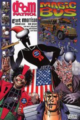 Couverture Doom Patrol, Vol. 5: Magic Bus