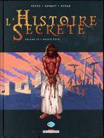 Couverture Messie noir - L'Histoire secrète, tome 34
