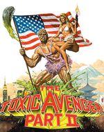 Affiche Toxic Avenger 2