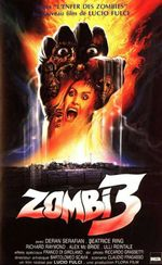 Affiche Zombi 3