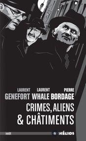 Couverture Crimes, aliens et châtiments