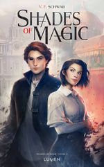Couverture Shades of Magic