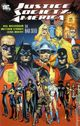 Couverture Justice Society of America Vol. 6: The Bad Seed