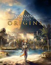 Jaquette Assassin's Creed Origins