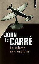 Couverture Le miroir aux espions