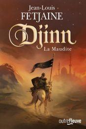Couverture Djinn : La Maudite
