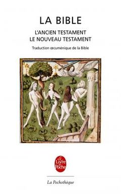 Couverture La Bible