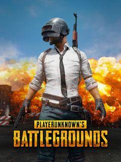 Jaquette PUBG: Battlegrounds