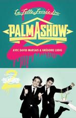 Affiche La folle soirée du Palmashow 2