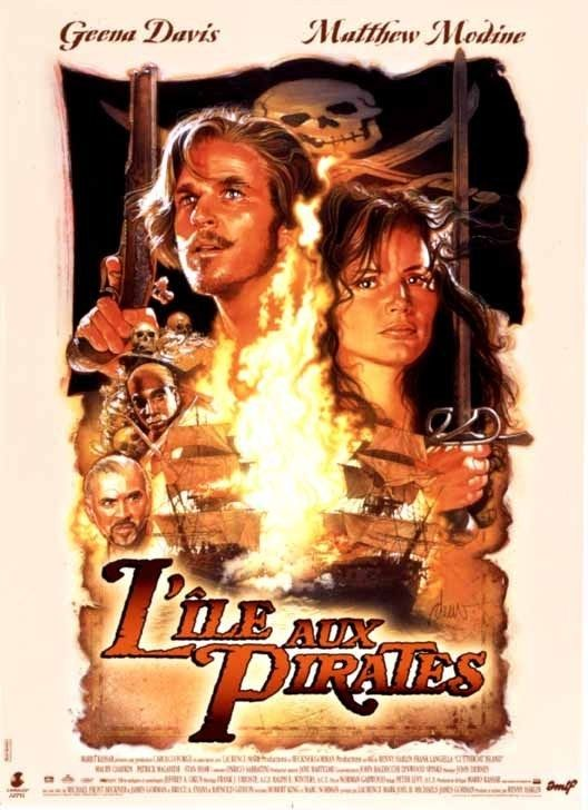 L 206 Le Aux Pirates Film 1996 Senscritique