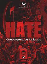 Couverture Hate